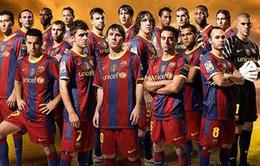 Doanh thu 530 triệu euro, Barcelona kiếm tiền giỏi hơn đá bóng