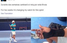 Rafael Nadal trở lại luyện tập, Li Na bỏ lỡ US Open 2014