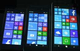 Q-Mobile ra mắt loạt smartphone chạy Windows Phone 8.1