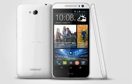 HTC bắt đầu bán smartphone lõi 8, hai sim Desire 616