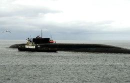Nga thử nghiệm tàu ngầm hạt nhân thế hệ mới