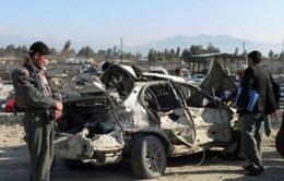 Afghanistan: Đánh bom liều chết vào trụ sở cơ quan an ninh