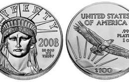 Người Mỹ đổ xô mua đồng xu bạc hình đại bàng