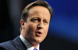 """Thủ tướng Anh: """"Các nước châu Âu cần có biên giới riêng"""""""