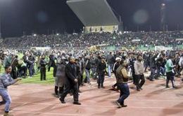 Ai Cập: Tuyên án tử hình đối với 21 bị cáo vụ bạo loạn bóng đá