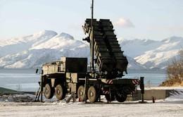 NATO vận hành khẩu đội tên lửa Patriot tại Thổ Nhĩ Kỳ