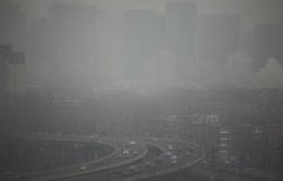 Bắc Kinh tiếp tục chìm trong sương mù dày đặc