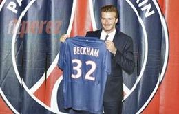Đằng sau câu chuyện David Beckham hạ cánh ở Paris St Germain