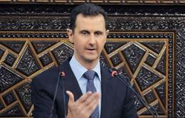 Ông Bashar al-Assad tố cáo Israel âm mưu gây bất ổn Syria