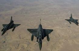 30 máy bay Pháp không kích phiến quân Hồi giáo