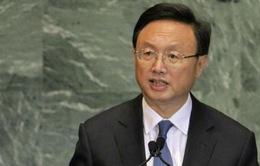 Trung Quốc – Syria tìm giải pháp chính trị cho vấn đề Syria
