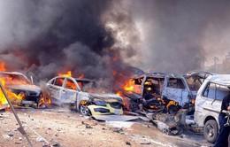 Đánh bom xe tại Syria, 31 người thiệt mạng