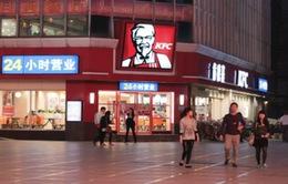 KFC tìm lại danh tiếng tại thị trường Trung Quốc