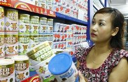 Giá sữa tăng từ sau Tết Nguyên Đán