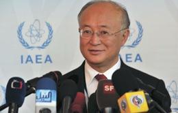 Khai mạc cuộc họp Ban Thống đốc IAEA