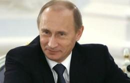Tổng thống Putin vẫn nhận được tín nhiệm cao