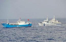 Nhật Bản bắt giữ thuyền trưởng tàu Trung Quốc