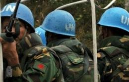 20 binh sĩ gìn giữ hòa bình LHQ bị bắt cóc