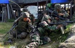 53 tay súng Philippines, 9 cảnh sát Malaysia thiệt mạng