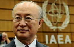 IAEA sẽ gửi giám sát viên tới Triều Tiên