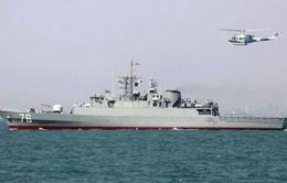Iran hạ thủy tàu khu trục thứ 2