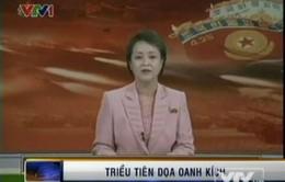 Triều Tiên dọa tấn công cả Mỹ lẫn Nhật Bản