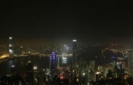 Châu Á tắt điện trong Giờ Trái đất