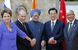 BRICS thành lập ngân hàng phát triển chung