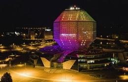 """Thư viện quốc gia – """"Viên kim cương"""" của Belarus"""