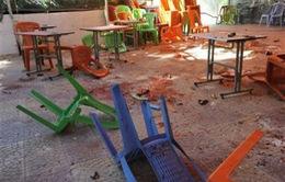 Đại học Damascus bị tấn công, hơn 30 người thương vong