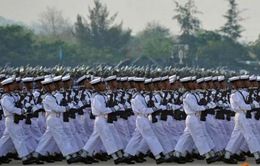 Myanmar kỷ niệm ngày Các lực lượng vũ trang