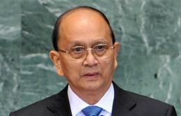 Tổng thống Myanmar cam kết chấm dứt xung đột tôn giáo
