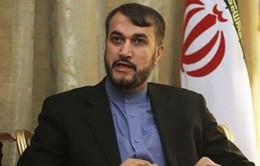 Iran ủng hộ Ai Cập về vấn đề Syria