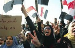 Ai Cập đóng cửa sân bay do biểu tình