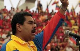 Venezuela bắt đầu chiến dịch tranh cử tổng thống