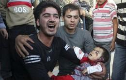 Tháng 3, tháng bạo lực đẫm máu nhất ở Syria