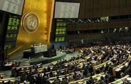 LHQ thông qua hiệp định kiểm soát vũ khí