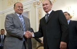 Nga cam kết hỗ trợ toàn diện cho Yemen