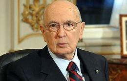 Italia bầu Tổng thống mới vào ngày 18/4