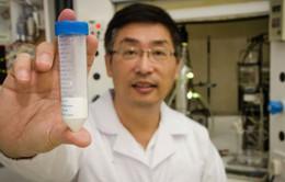 Phát hiện công dụng kỳ diệu của titanium dioxide