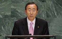 Tổng thư ký LHQ kêu gọi Triều Tiên kiềm chế đe dọa hạt nhân