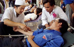 Tuổi trẻ Đắk Lắk nhiệt tình hiến máu nhân đạo