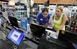 Lượng PC xuất xưởng toàn cầu giảm trong quý IV/2012