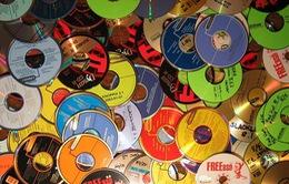 Nhạc số vẫn chưa thay thế được CD