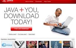 Oracle vá lỗi bảo mật nghiêm trọng cho Java