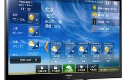 Lenovo có thể mua mảng TV của Sharp