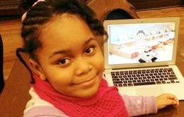 Nhà lập trình video game di động trẻ nhất thế giới mới 7 tuổi