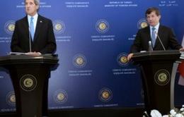 Mỹ hối thúc Thổ Nhĩ Kỳ và Israel bình thường hóa quan hệ