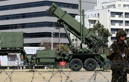 Nhật Bản triển khai tên lửa Patriot