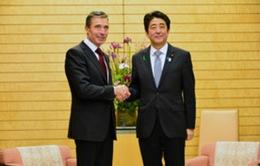NATO và Nhật Bản thúc đẩy quan hệ song phương